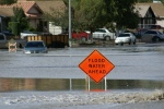 Driving through flood waters can jeopardize your life.