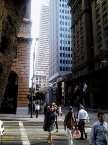 Financial District, San Francisco