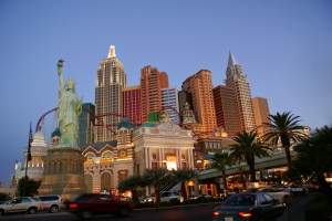 Las Vegas photographed by Woody Goulart